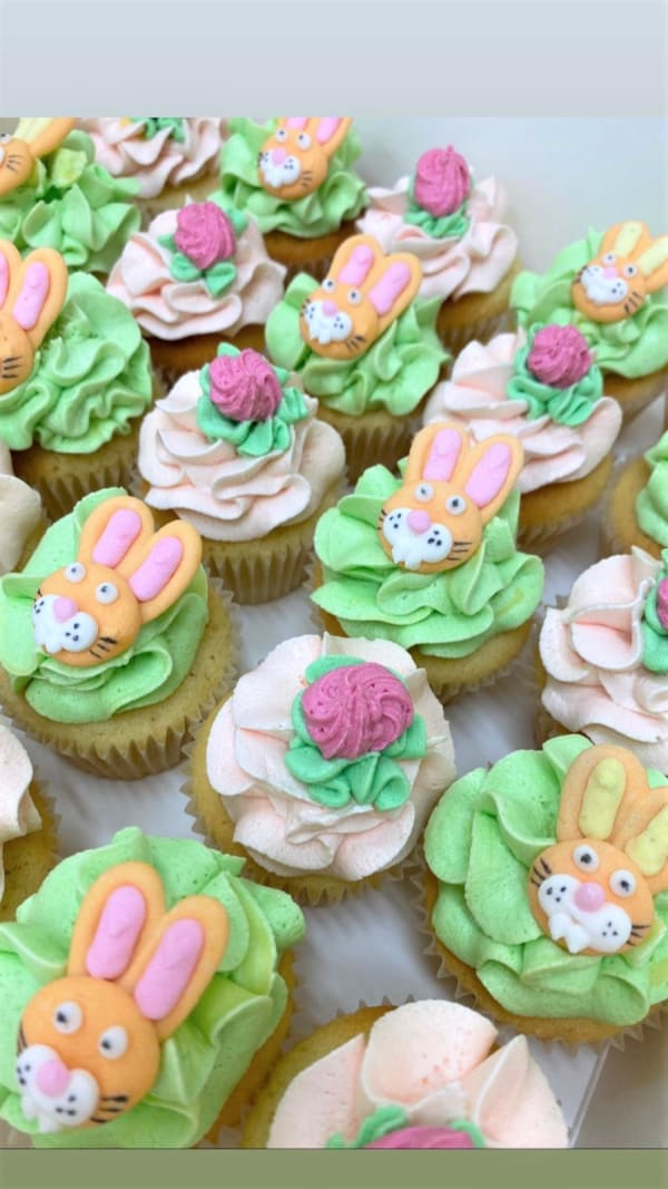 Easter Cupcakes sydney