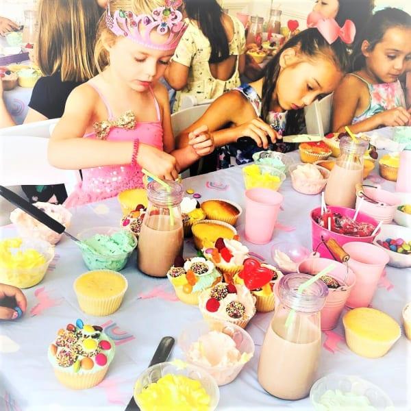 Birthday Party Capcakes sydney
