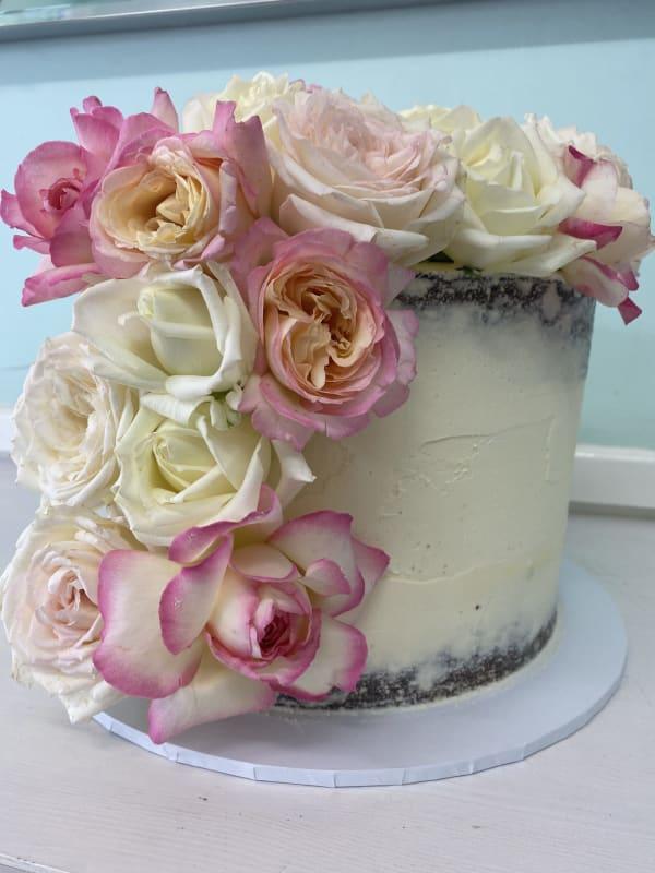 Naked Rose Cakes