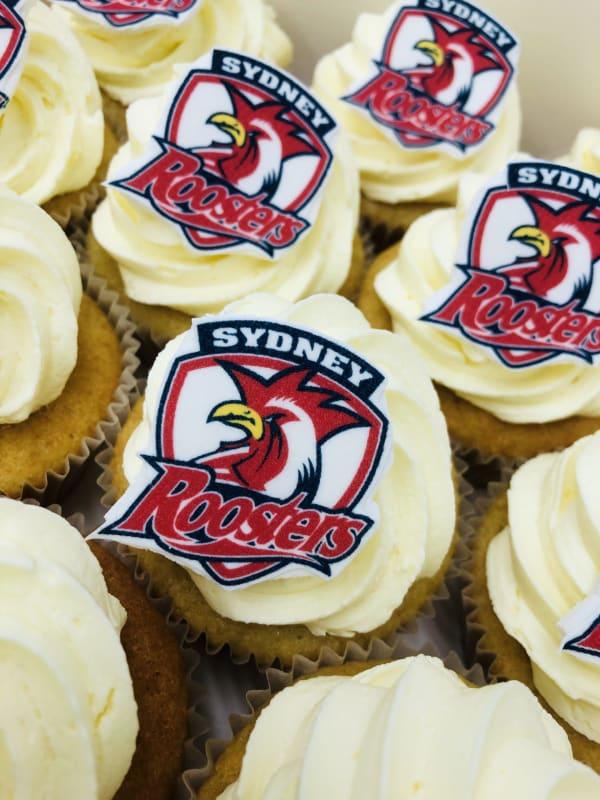 Footy Finals Cupcake sydney