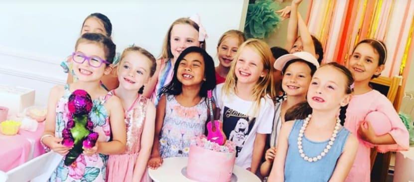 The Cupcake Princess Party room