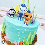 Octonaughts Cake