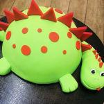 Dino the Dinosaur Cake