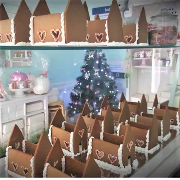 Gingerbread house sydney
