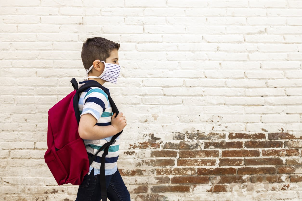 kids mental health during a pandemic
