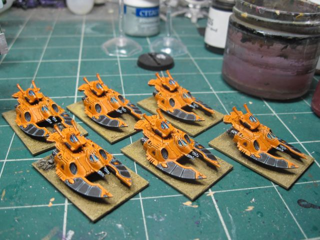 Epic Eldar Falcons
