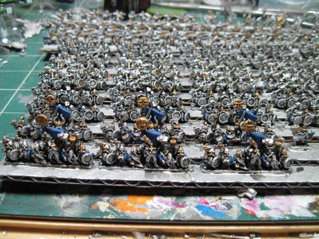 Warmaster Dwarf Command