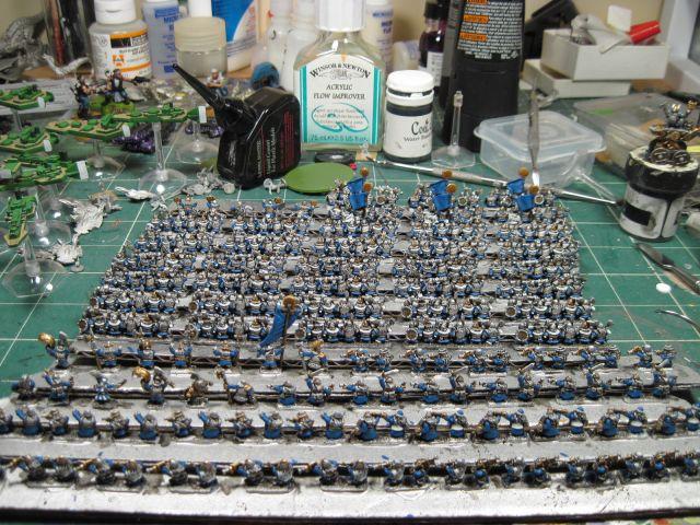 Warmaster Dwarves