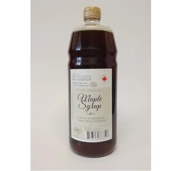 Maple Syrup - Premium Organic 1