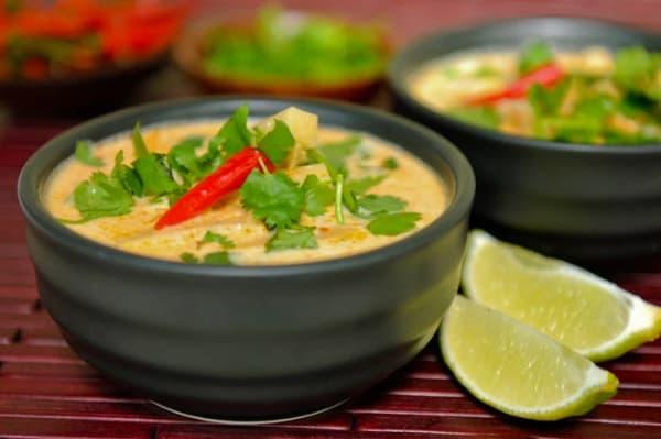 Thom Kha Soup 1