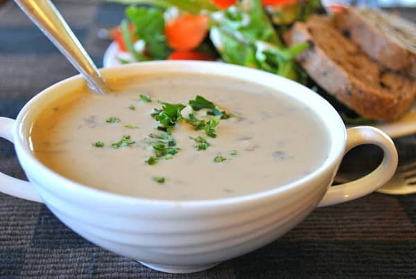 Kream of Mushroom Soup 1