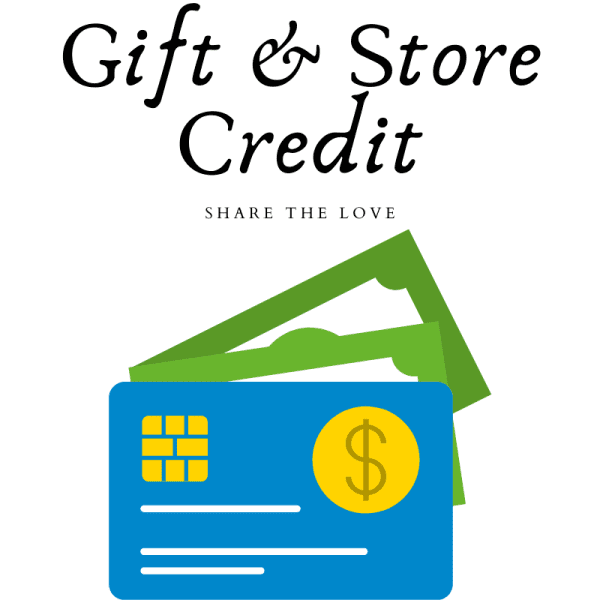 Gift Certificate & Store Credit 1