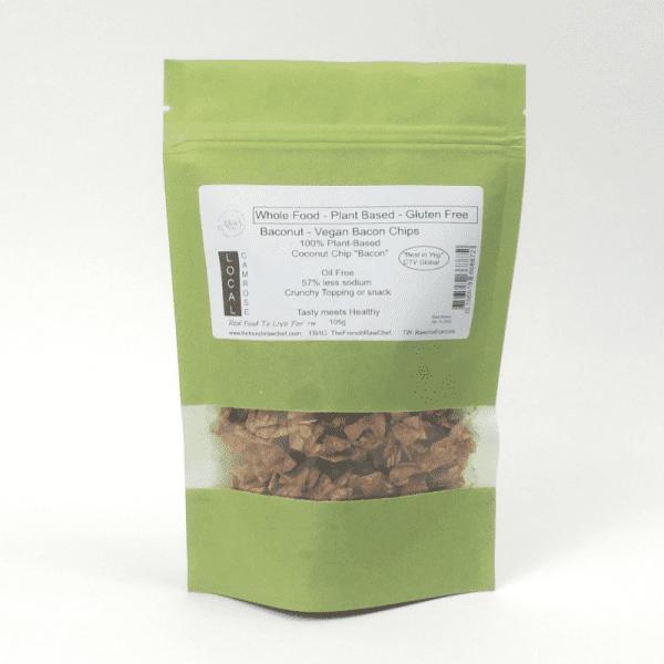 Vacon - 100% Vegan Coconut Bacon 1