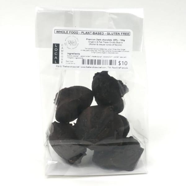 Dark Chocolate Fudge 1