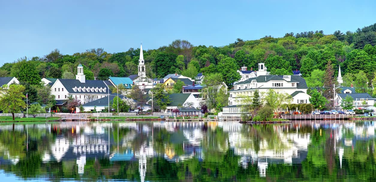 The Best Small Towns In New England The Gove Group Real Estate