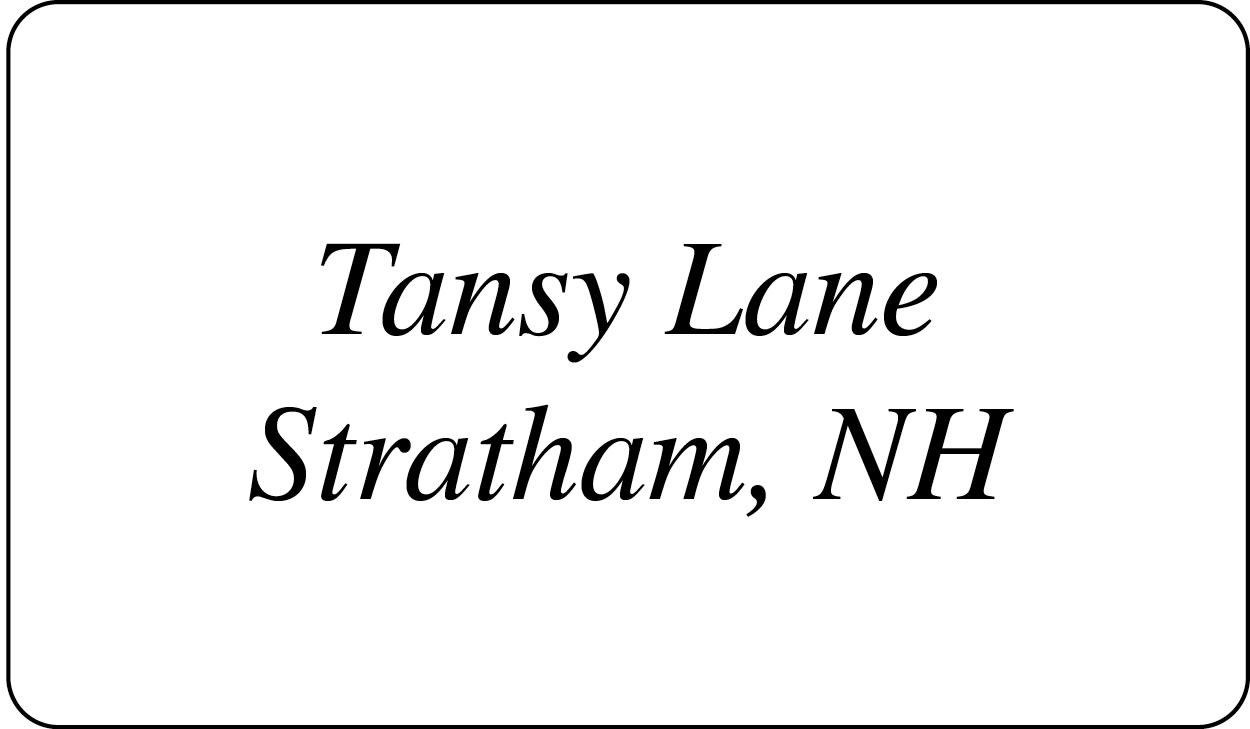 Tansy Lane