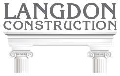 Langdon Construction Logo