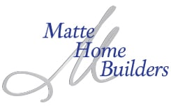 Matte Home Builders Logo
