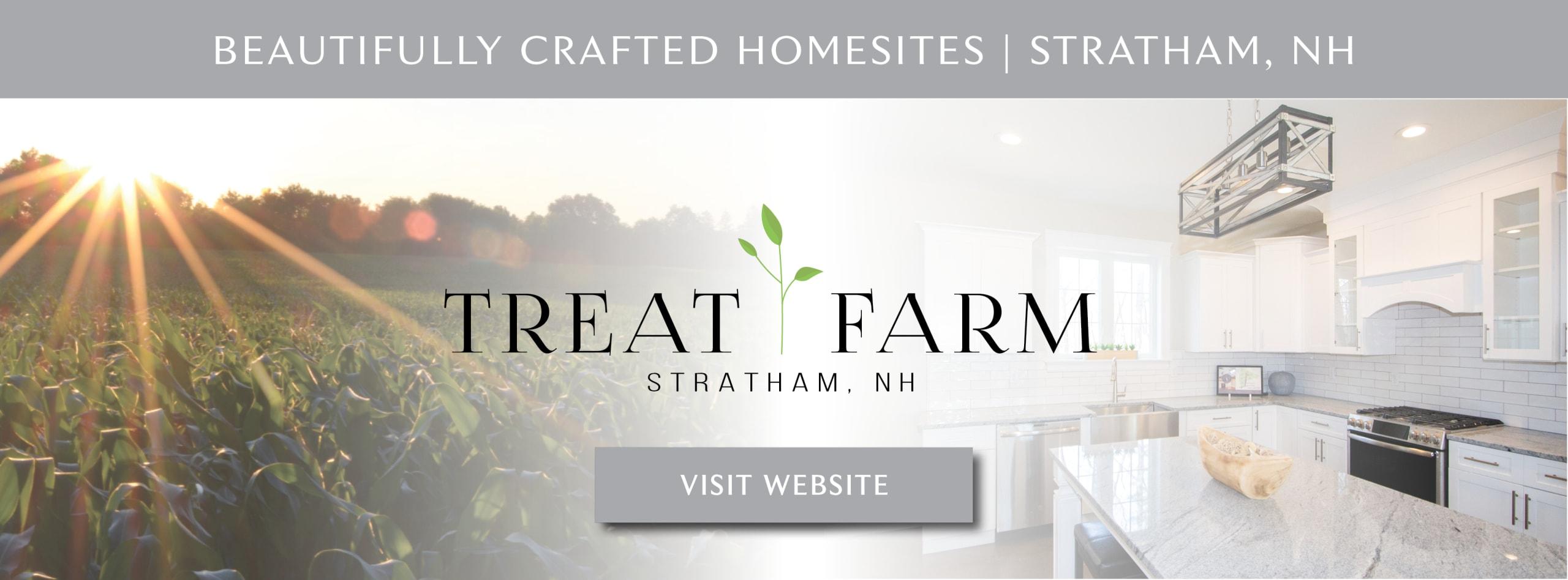 Treat Farm Banner