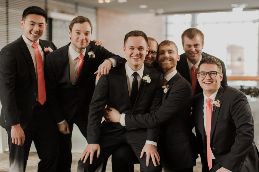 Sky and Hien - Real Weddings by The Groomsman Suit