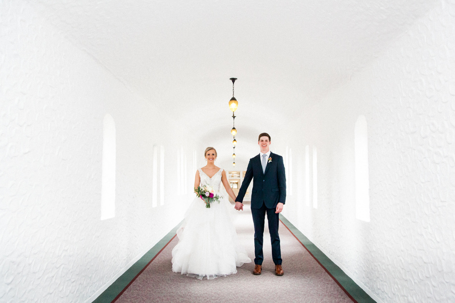 Andy and Kelly - Real Weddings by The Groomsman Suit
