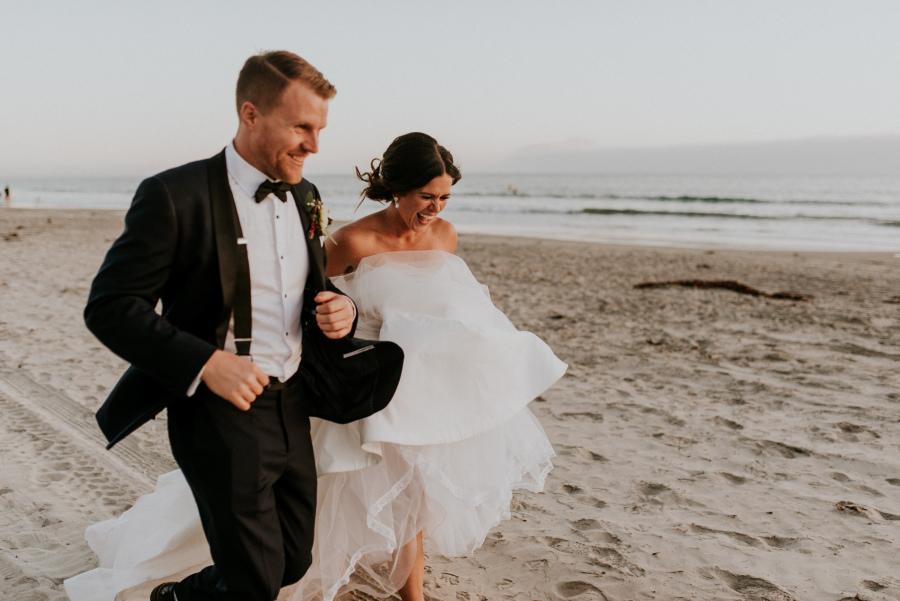 Erik and Kendall - Real Weddings by SuitShop