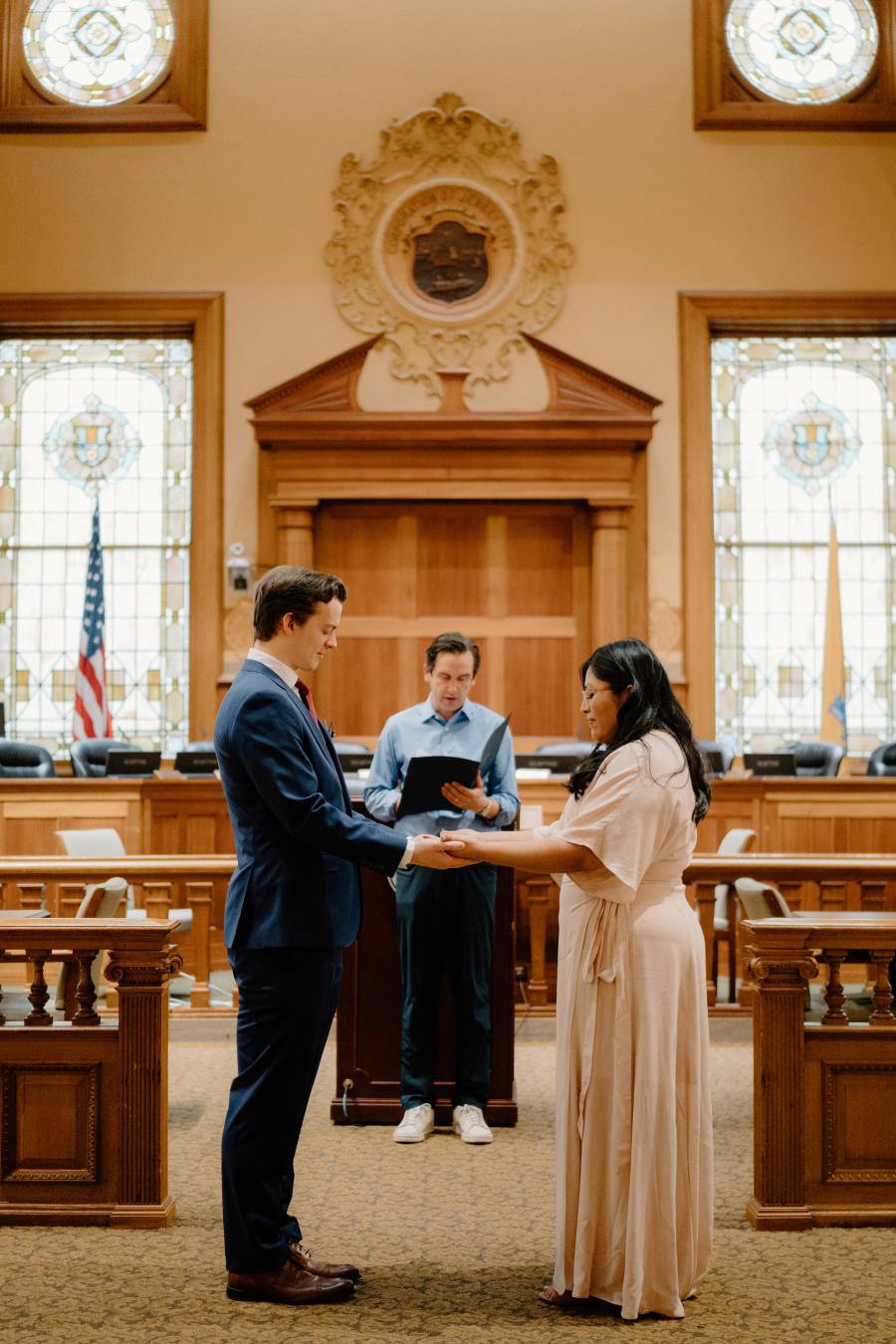 James and Noelia - Real Weddings by The Groomsman Suit