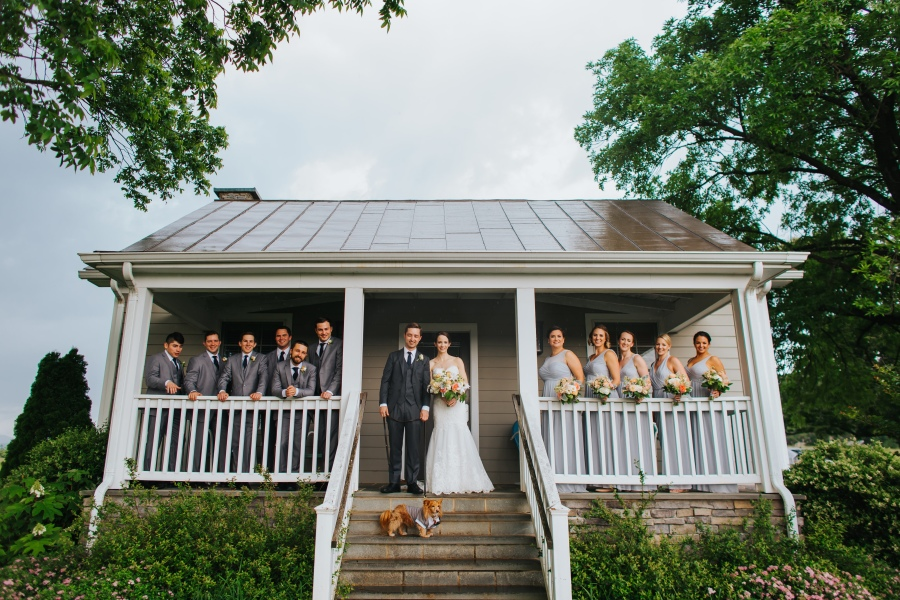 Matthew and Emily - Real Weddings by SuitShop