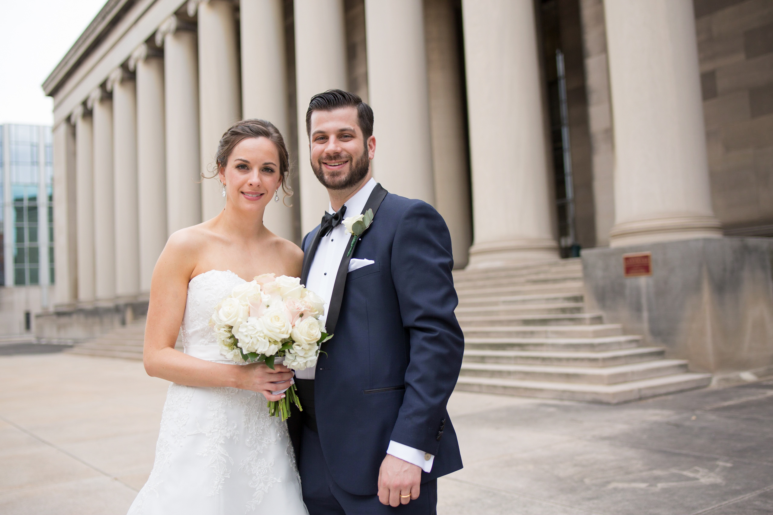 Daniel and Agnes - Real Weddings by The Groomsman Suit