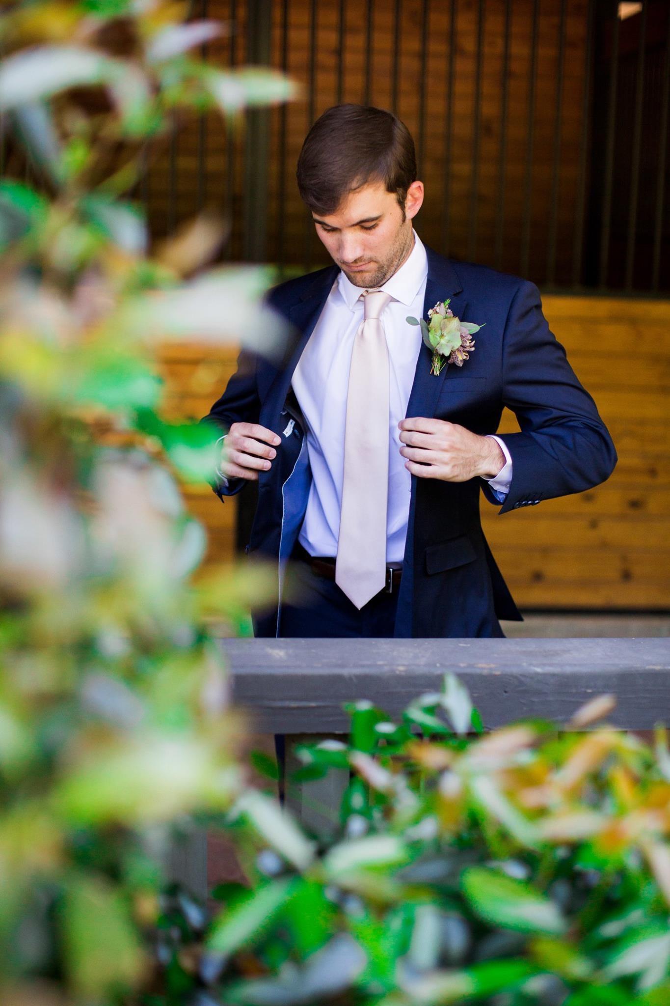 Graham and Lauren - Real Weddings by The Groomsman Suit