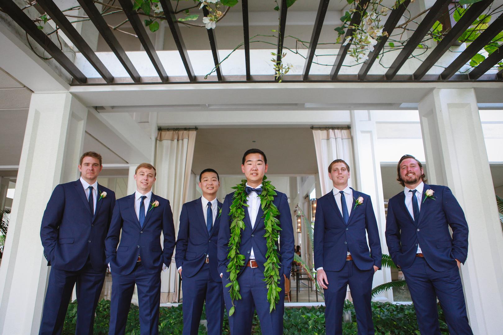 Joshua and Paulina - Real Weddings by The Groomsman Suit