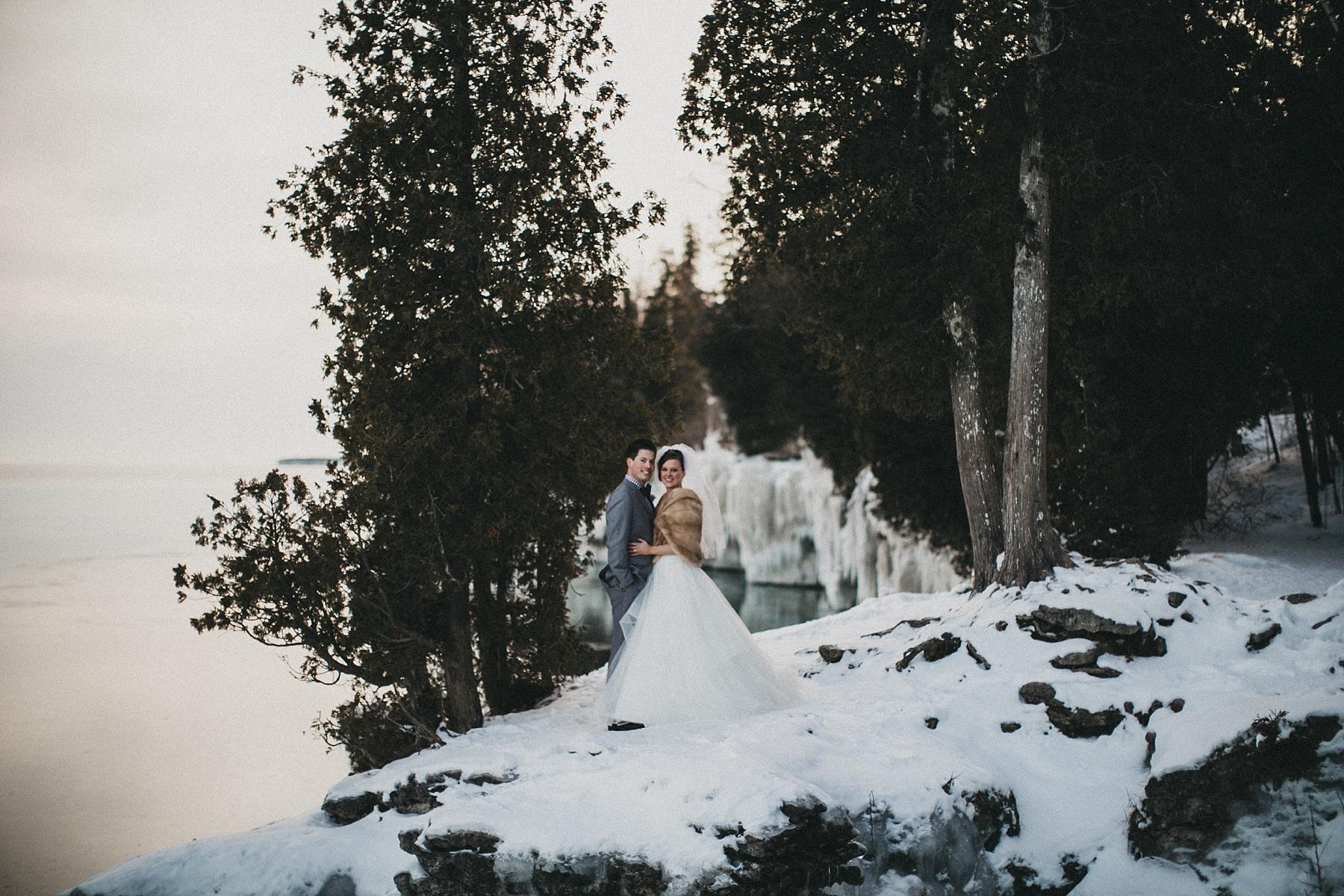 Ryan and Alyson - Real Weddings by The Groomsman Suit