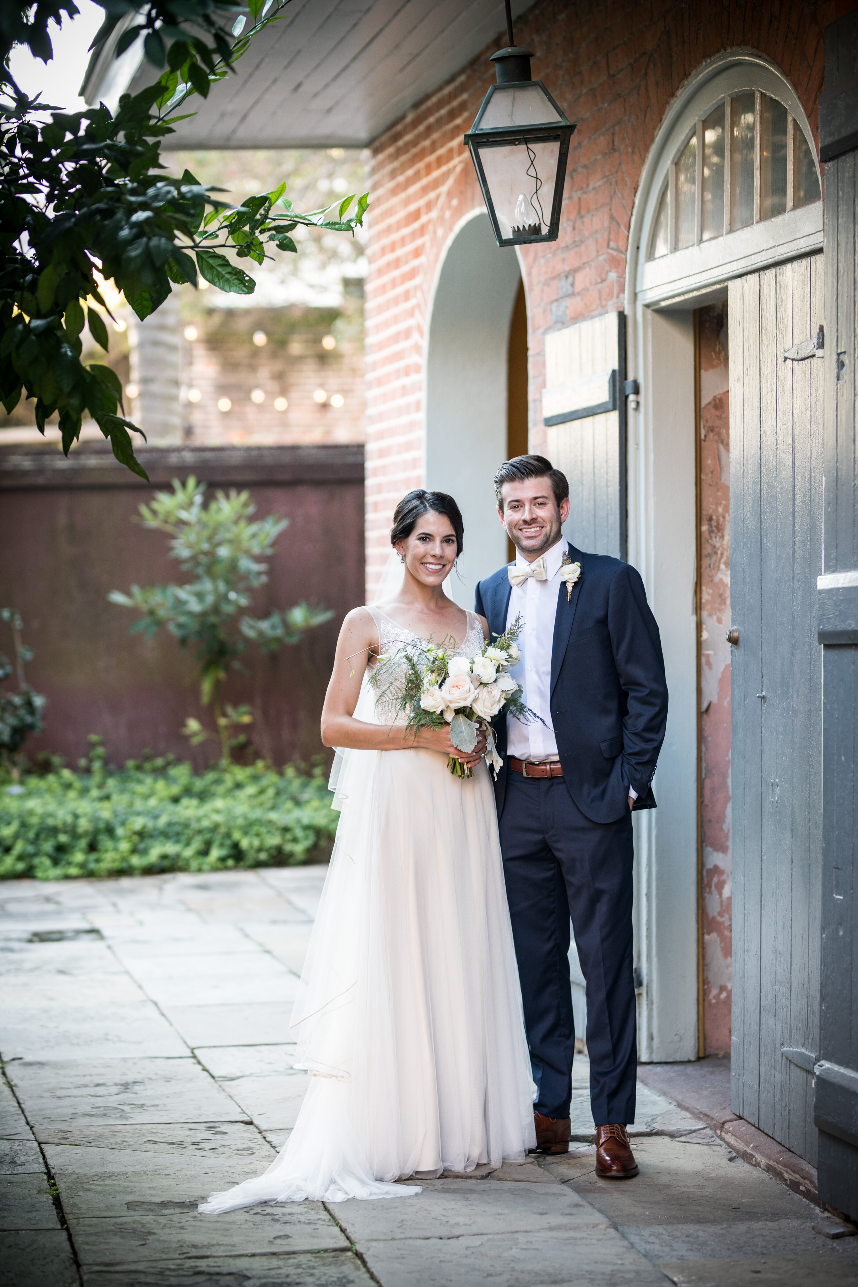Drew and Alexandra - Real Weddings by The Groomsman Suit