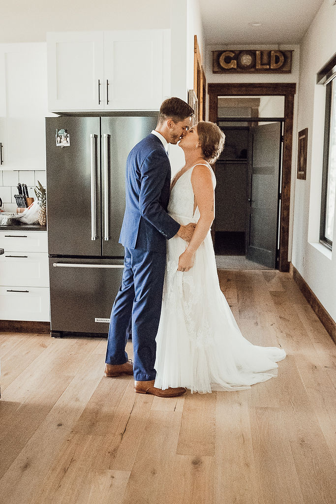 Ryan and Chantel - Real Weddings by The Groomsman Suit