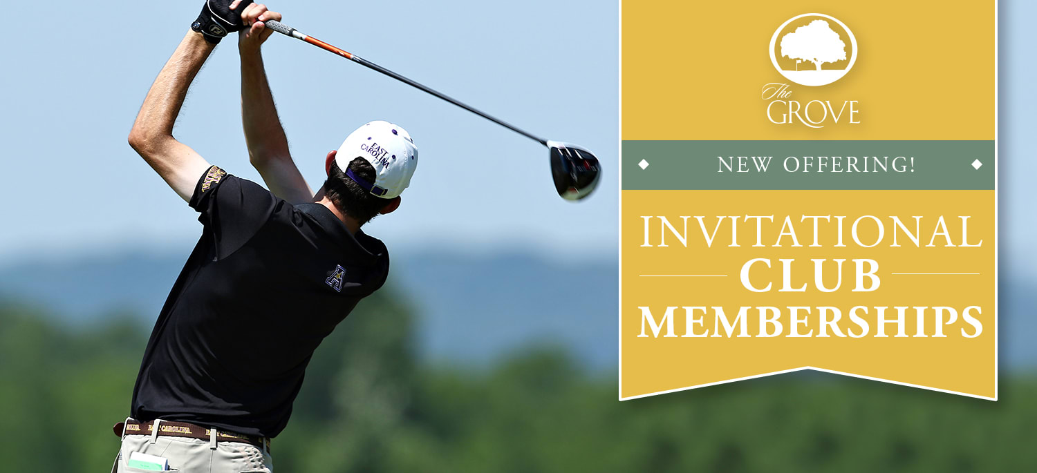 Invitational Club Memberships