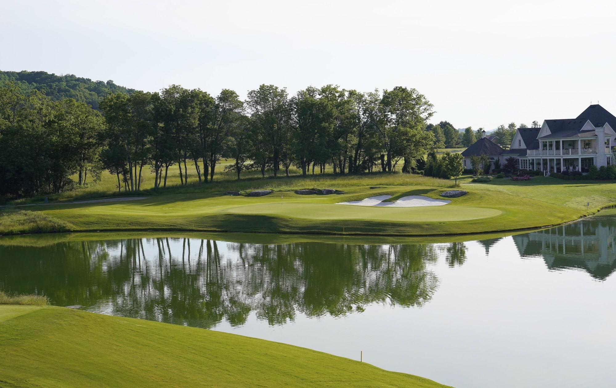 Nashville Private Golf courses