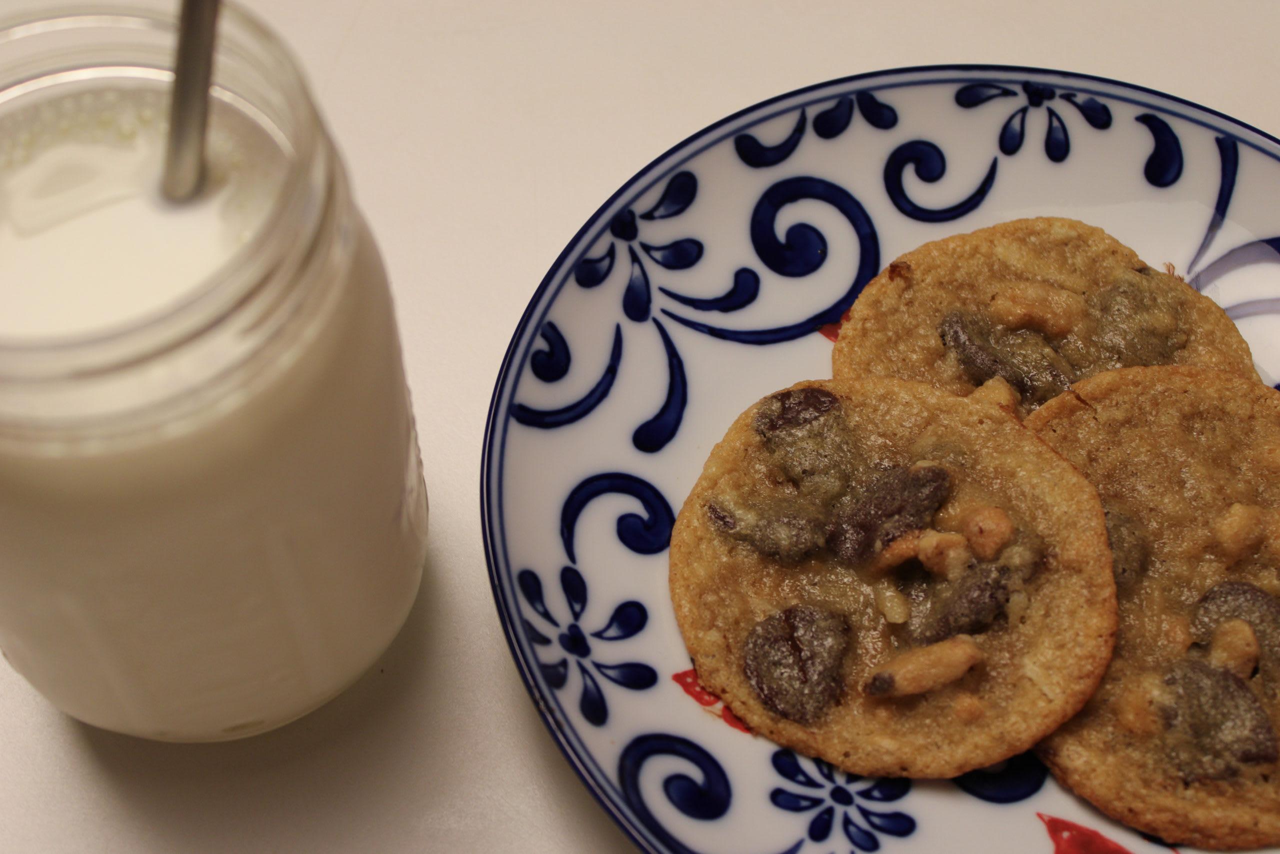 Chef Lotti's Gluten-Free Chocolate Chip Cookies