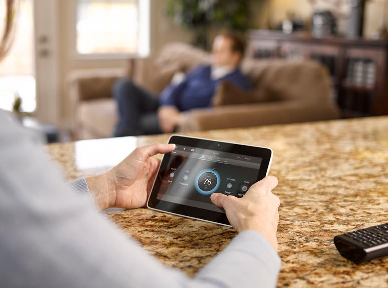 control4 smart home automation system