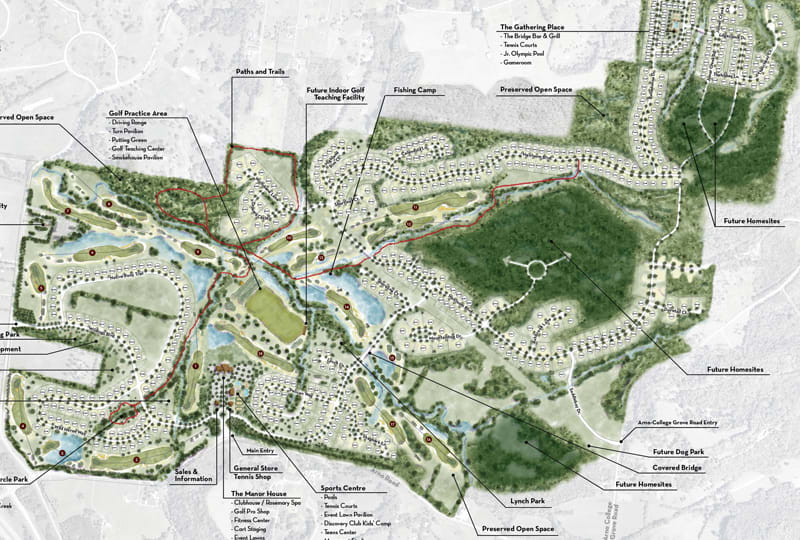 The Grove Living Sitemap | The Grove photos and videos