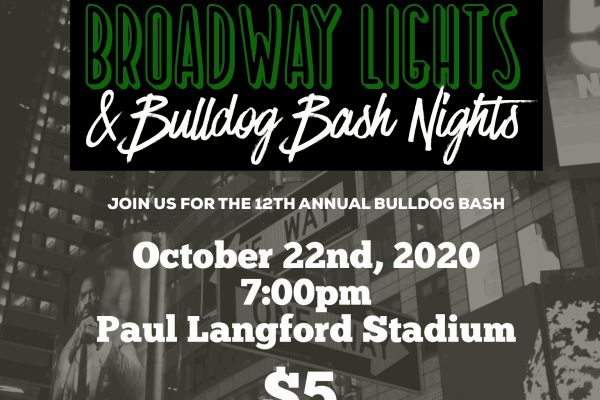 Bulldog Bash!