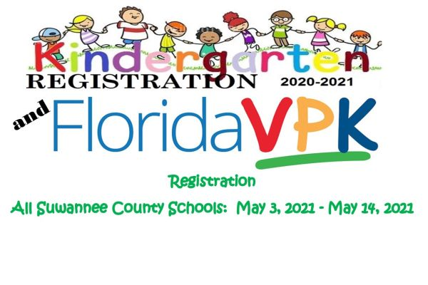 Kindergarten and Pre-K Registration May 3rd- May 14th. Click here for more information