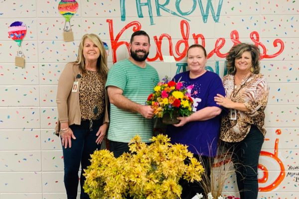 Teacher and School Related Employee of the Year Announcement