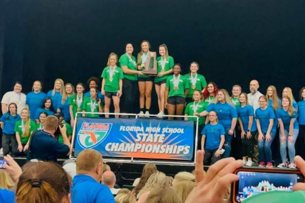 SHS Weightlifting Takes State, Matti Marsee Repeats as State Champion