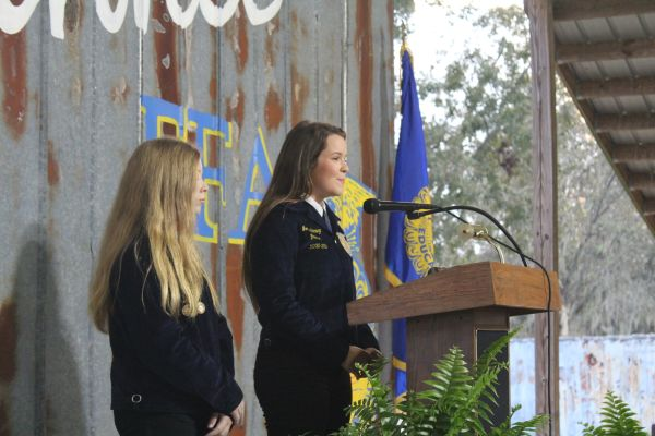 SMS & SHS Host FFA Fall Round Up