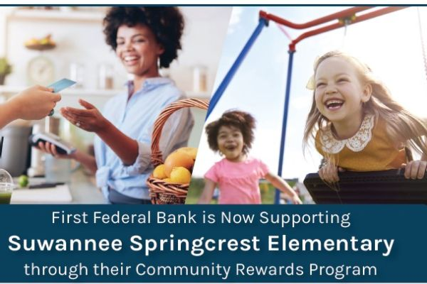 First Federal Community Rewards Program