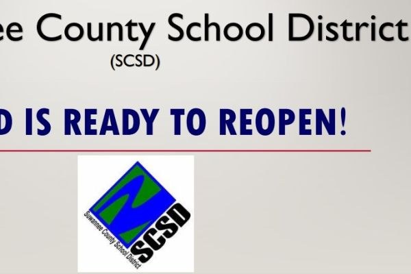 SCSD Ready to Open