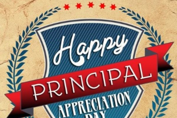 We Love Our Principal....National Principal's Day