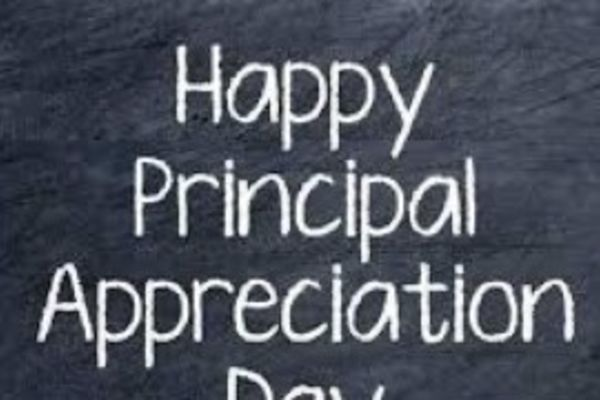 We Love Our Principal....National School Principal Day!