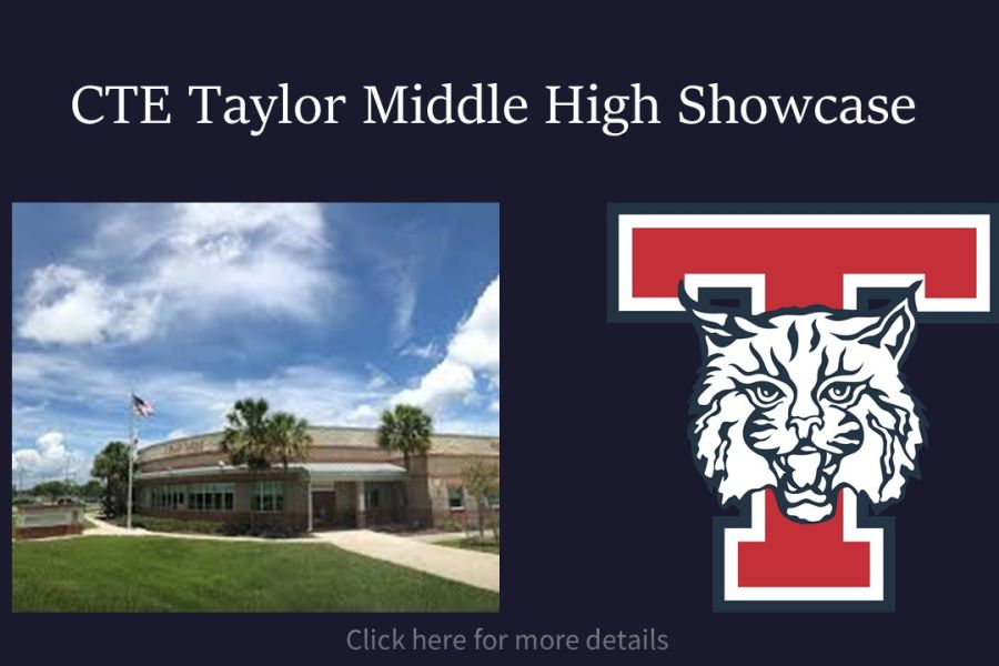 CTE Taylor Middle High Showcase