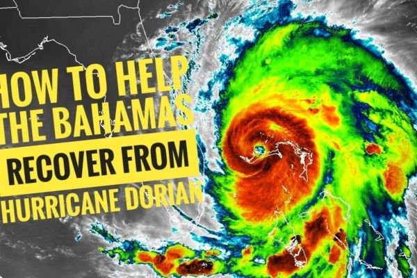Hurricane Supply Drive for the Bahamas